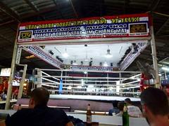 Chiang Mai (Muay Thai Boxing), Thailand (Jan-2016) 10-001 (MistyTree Adventures) Tags: thailand asia seasia indoor chiangmai boxing muaythai thaiboxing boxingring panasoniclumix thapaeboxingstadium