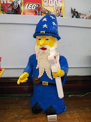 OH Bellaire - Toy & Plastic Brick Museum 65 (scottamus) Tags: ohio sculpture statue lego display roadside bellaire attraction belmontcounty toyplasticbrickmuseum