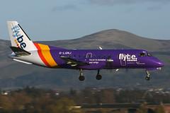 G-LGNJ.EDI180416 (MarkP51) Tags: plane airplane scotland airport nikon edinburgh image aircraft aviation saab edi loganair flybe egph 340b propliner glgnj d7200 markp51