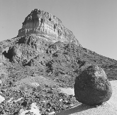 49350001 (kccornell) Tags: park bw film big texas bend peak hasselblad cerro national 500c castellan