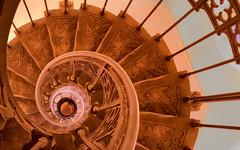 """Fibonacci"" (Stefan Sellmer) Tags: tower architecture germany de deutschland staircase fibonacci schleswigholstein highiso panker hessenstein"
