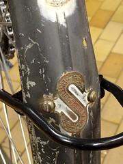 1950s-Simplex-Novum damesfiets6 (@WorkCycles) Tags: old ladies amsterdam bike bicycle restore oldtimer oud fiets simplex novum damesfiets workcycles fietsenmaker
