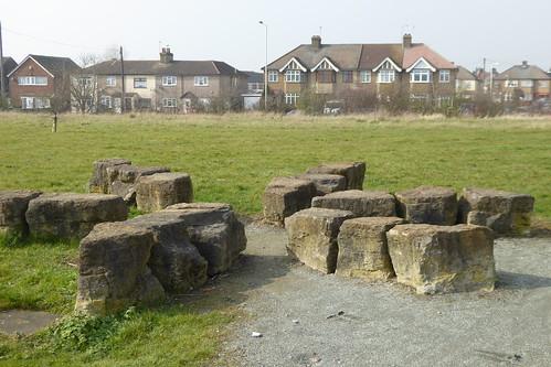 Lots of stones
