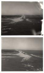 cape point Dec1967 (CapeHatterasNPS) Tags: capehatteras aerialphotograph hydrology capehatterasnationalseashore