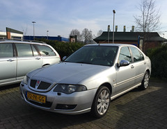 2004 Rover 45 1.8 Sedan (peterolthof) Tags: rover 45 drachten 72pkgg