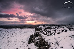 After The Storm (.Brian Kerr Photography.) Tags: sunset summer snow storm clouds cumbria snowing landscapephotography cumria briankerrphotography sonyuk a7rii