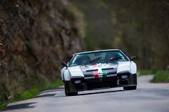 Tour Auto 2012 - De Tomaso Pantera (Guillaume Tassart) Tags: auto france classic race de tour rally automotive racing tomas legend motorsport pantera