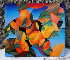 Orange mood (SERGEY AKRAMOV) Tags: sunset orange abstract art painting paint acrylic mood contemporary fineart canvas acryl postgraffiti serega sunsetzakat seregasunset sergeyakramov