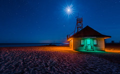 DSC_6120 (Rinathq) Tags: longexposure toronto beach night spring nikon latenight fullmoon tokina scarborough nightshots bangladeshi d7000