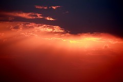 Sunday Morning Shots (Captured by Bachi) Tags: morning sky sun nature sunrise outdoor sunday redsky happytimes naturelover lovelife sunlover happyshot myframe