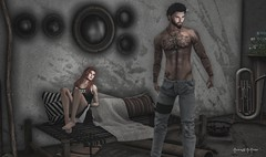 Tell me what to do (AA Style) Tags: mom bade mina secondlife concept evani 22769bauwerk ar2style shinyshabby menonlymonthly rkposes