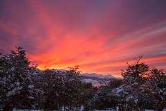 Amanecer en Ushuaia 2 (Jos M. Arboleda) Tags: patagonia argentina canon ushuaia eos nieve jose amanecer 5d invierno arboleda markiii salidadelsol ef24105mmf4lisusm josmarboledac