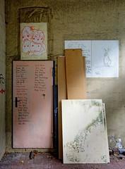 - (txmx 2) Tags: door graffiti hamburg doodle scrawl frise altona ottensen whitetagsspamtags whitetagsrobottags