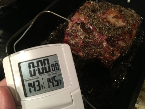 Holiday Prime Rib by Wesley Fryer, on Flickr
