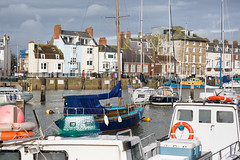 Weymouth Harbour (dorsetpeach) Tags: sea england boat ship harbour yacht dorset weymouth weymouthharbour oldharbour