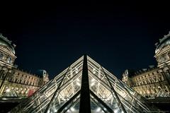 2015_11_01_Louvre_Pyramid_Night_005_HD (Nigal Raymond) Tags: paris glass architecture night geometry 1989 palaisdulouvre impei pyramidedulouvre canoneflens louvrepyramid lr6 canonef1635mm louvrepalace ef1635mmlii nigalraymond wwwnigalraymondcom loveforparis  a7rii a7r2 sonya7r2 liveforparis lightroom62 createforparis