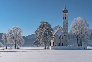 St. Coloman Church - Explored