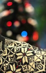 We wish you a Merry Christmas (sifis) Tags: christmas wool nikon knitting knit athens greece 85 handknitting sakalak d700    sakalakwool