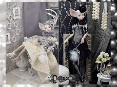 Foto-5 (Dollfason) Tags: bjd кукла трифонова сфинкс татьяна авторская triffonyartwork коллекционная