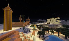 The View from the Viewing Area (GumbyBlockhead) Tags: newyearseve newyears signofthetimes 2016 redcastle gamingedus