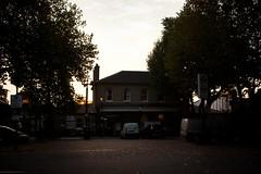 (bokehmaki) Tags: street morning autumn london kew sunrise 50mm sigma canon5dmkii