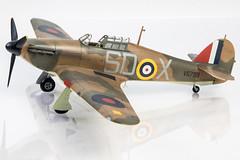 Airfix 1/48 Hurricane Mk.I (philrdjones) Tags: aircraft hurricane january modelling airbrush scalemodel airfix battleofbritain weathering eduard 2016 ipms 148 scalemodelling ipmsuk ipmsavon