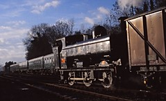 EAST SOMERSET RAILWAY (mike ware) Tags: tank railway somerset east hastings unit gwr pannier cranmore 7714