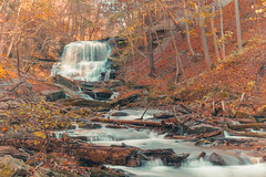 Morningstar (11 of 23).jpg (rangerblue32) Tags: nature water landscape waterfall decew