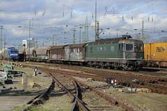 Re 6/6 11646 Bussigny @ Basel Badischer Bahnhof (daveymills31294) Tags: bahnhof sbb cargo basel 66 re ffs lok 620 bussigny cff baureihe badischer 11646