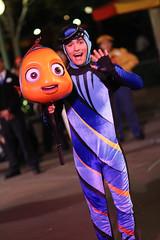 Pixar Play Parade (jodykatin) Tags: nemo disneycaliforniaadventure pixarplayparade