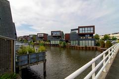 _DSC5545 (durr-architect) Tags: water architecture modern studio island un housing neighbourhood buiten almere cantilever eilandenbuurt