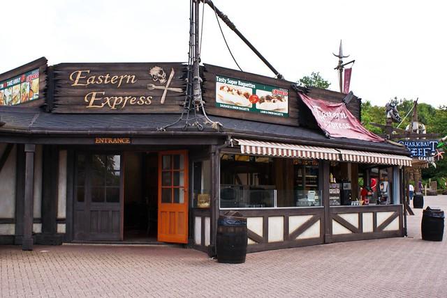 Mutiny Bay - Eastern Express