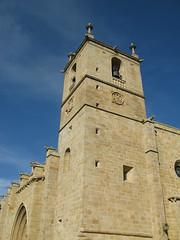 Kirchturm in Cceres (pilgerbilder) Tags: pilgern pilgerfahrt pilgertagebuch vadellaplata aldeadelcanocceres