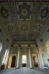 Flower power (Kriegaffe 9) Tags: sunlight murals grand ceiling ballroom pillars