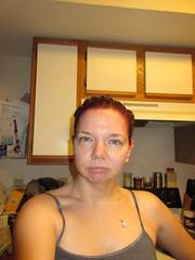 029/366 [2016] :: Going Purple (Sarah @ TM2TS) Tags: hairdye hair coloring haircolor day29366 29jan16 366the2016edition 3662016