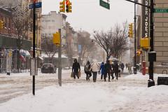 Snowstorm Jonas-23 (Diacritical) Tags: snow brooklyn iso800 pattern jonas blizzard 70 f50 2470mmf28 0ev nikond4 nikoncorporation sec secatf50 douglascpalmer2014 january232016 snowstormjonas