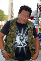 tough guy (the foreign photographer - ) Tags: man guy portraits thailand nikon bangkok bang tough bua khlong bangkhen d3200 feb62016nikon