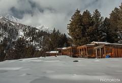 WINTER IN FAIRY MEADOWS (PHOTOROTA) Tags: winter pakistan mountains nikon flickr abid fairymeadows photorota