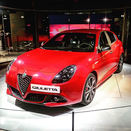 Alfa Romeo Giuliette