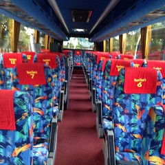 JNZ 5996 on eBay interior (spotterboii2001) Tags: travel bus shop coach cornwall ebay plymouth devon truro hamiltons jnz paperbus 5996 jnz5996 spotterboii2001 raybrandon