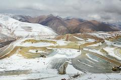 Caserones nevada (Consejo Minero) Tags: chile naturaleza mining teck lumina minera barrick consejominero