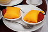 20160124-66-Mango pancakes at Me Wah in Hobart (Roger T Wong) Tags: food pancakes dessert lunch chinese australia mango brunch tasmania hobart dumplings iv 2016 sandybay sigma50mmf28exdgmacro sigma50macro mewah metabones smartadapter rogertwong sonya7ii sonyilce7m2 sonyalpha7ii