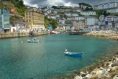 Luarca,  Asturias, Spain. (rrnavero) Tags: spain asturias luarca airelibre pueblosconmar