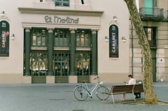 """""""El Molino"""" (j.borras) Tags: barcelona film café concert molino negative fm2 portra800 paralel sooc"""