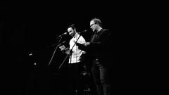 Arnar Freyr Frostason & Andri Snr Magnason (partuspress) Tags: iceland poetry performance poet in andrisnrmagnason partus vinir arnarfreyrfrostason marksmrefram partuspress theenemiesproject