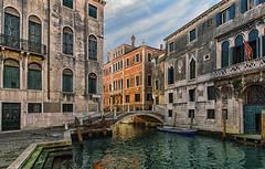 Ca' Don (Fil.ippo) Tags: bridge venice water cityscape ponte acqua venezia hdr filippo sigma1020 d7000 filippobianchi cadon