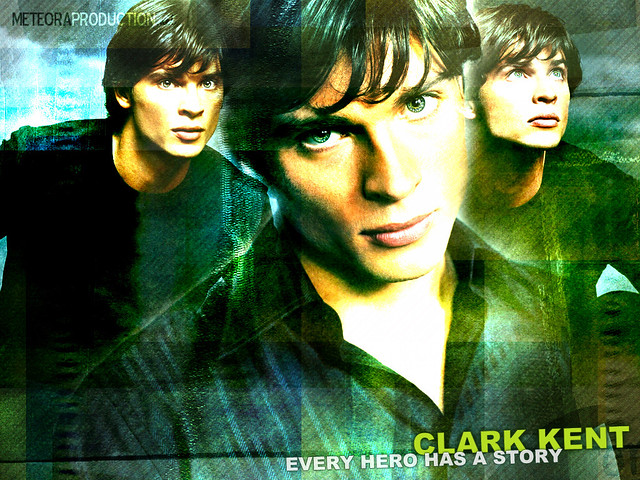 Wallpaper - Tom Welling (2)