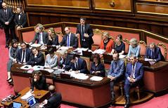 Il tavolo del Governo (Palazzochigi) Tags: palazzo senato consiglioeuropeo madama matteorenzi
