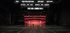 Other side (Albert Dobrin) Tags: red hall theatre pentax stage wide sigma grand romania decor scena bucharest bucuresti 10mm k7 rosu teatru