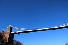 Clifton Suspension Bridge (Samantha Tyson) Tags: bridge building bristol square memorial rooms suspension harbour floating millenium victoria gorge wills avon clifton harbourside